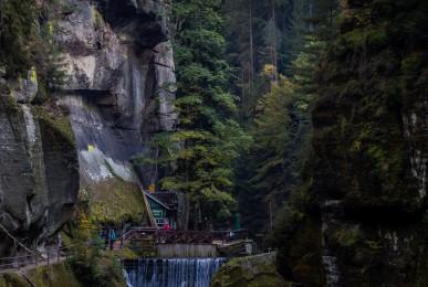 Edmundsklamm - Böhmische Schweiz