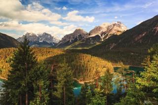 Blindsee, Österreicher Alpen