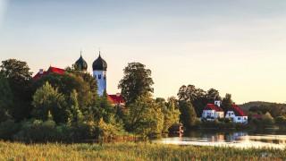 Seeon, bayerisches Voralpenland