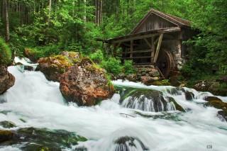 bei Golling, Österreicher Alpen