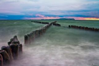 Rügen, deutsche Ostseeküste