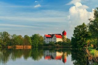 Wasserschloss Neuhaus, Aischgrund